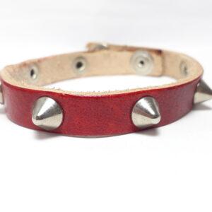 braccialetto_cuoio_borchie